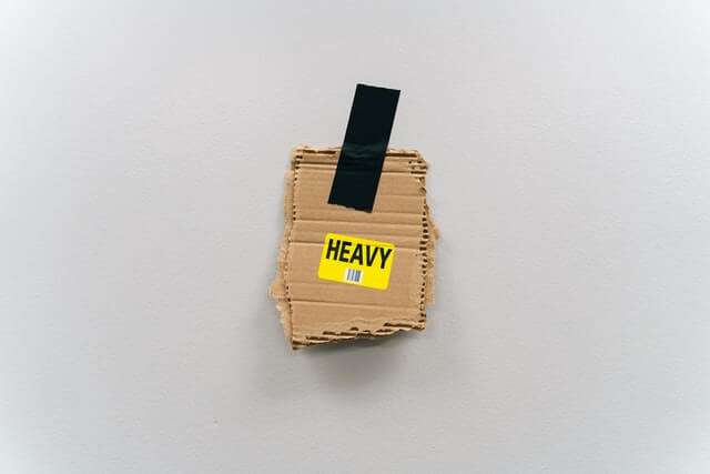 Kunsttransport heavy