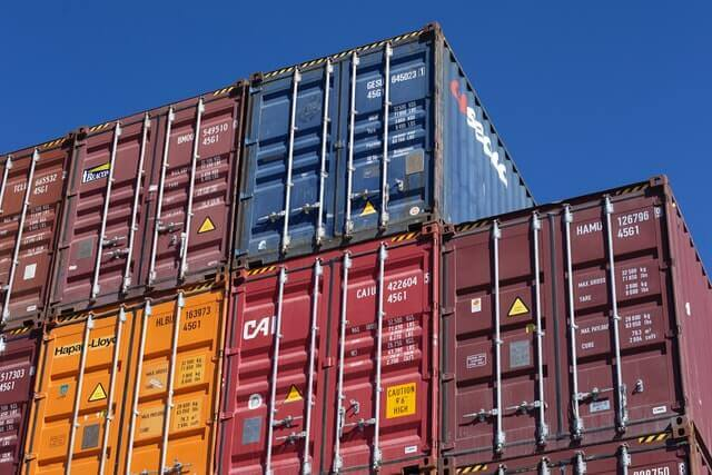 container transport